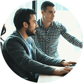 Managers working with ProntoForms